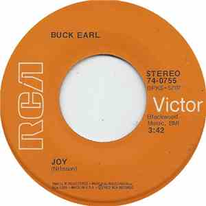 Buck Earl - Joy / I Guess The Lord Must Be In New York City download