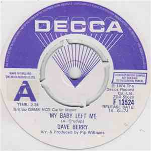 Dave Berry - My Baby Left Me download