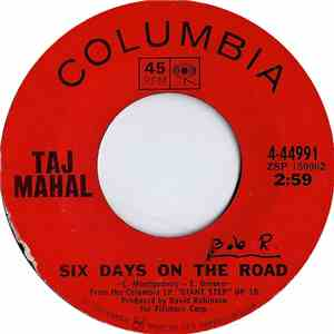 Taj Mahal - Six Days On The Road download